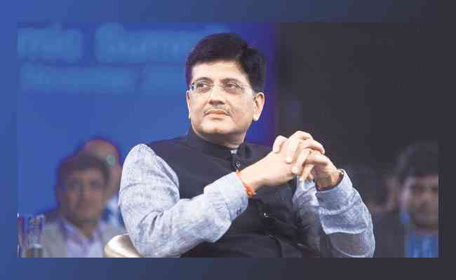 Not to join the RCEP at present, says Piyush Goyal