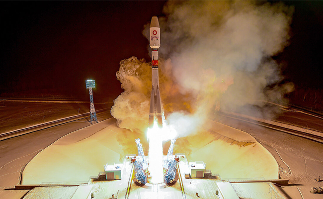OneWeb concludes 6th launch taking its in-orbit constellation to 182 satellites