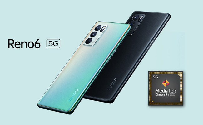 OPPO to unveil the most awaited Reno6 5G, with MediaTek Dimens