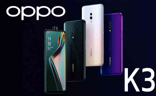 OPPO unveils OPPO K3 on Amazon at a special price of INR 15,990