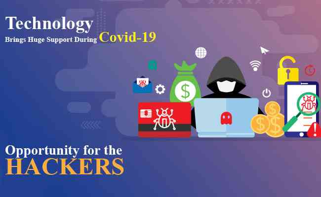 Technology Brings Huge Support During Covid-19 : Opportunity f