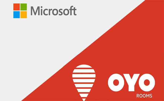 OYO and Microsoft announce strategic alliance to transform travel industry