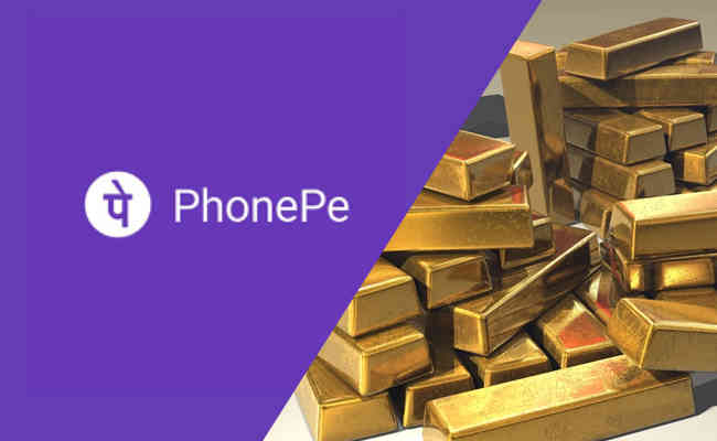 PhonePe stands largest platform for buying digital gold with 35% market share