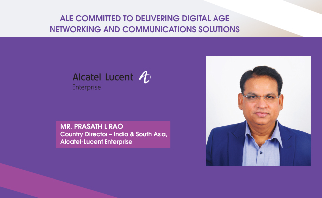 ALE committed to delivering digital age  networking and commun