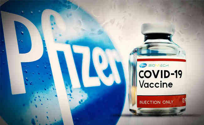 Pre Christmas could see Pfizer-BioNTech vaccine deliveries