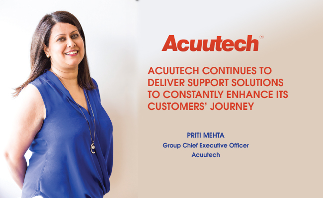 Acuutech continues to deliver support solutions to constantly