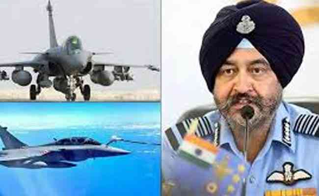 Rafale is a game changer: Former Air Chief Dhanoa
