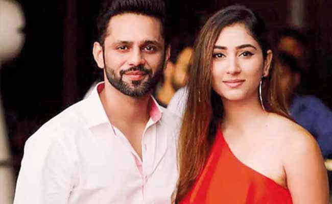 Rahul Vaidya and Disha Parmar to tie the knot in June