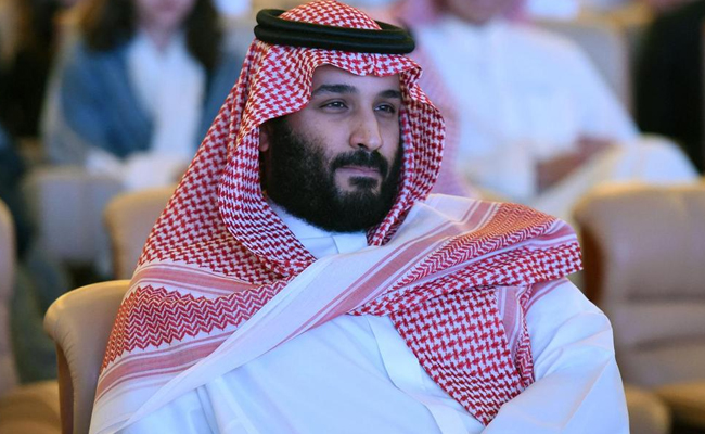 Saudi Crown Prince's party invited 150 models