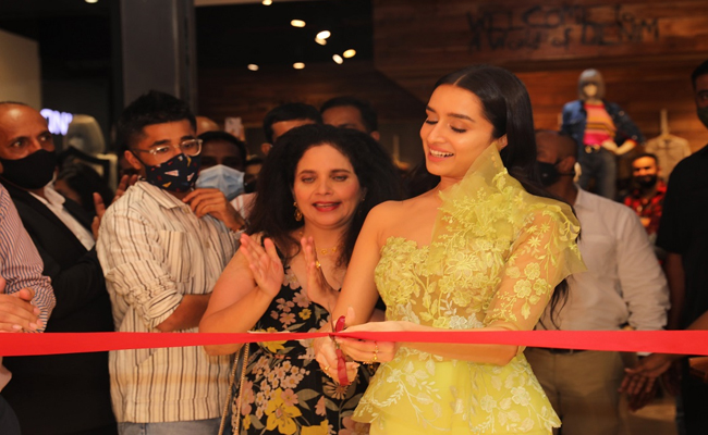Shraddha Kapoor launches Melorra's first experience centre i