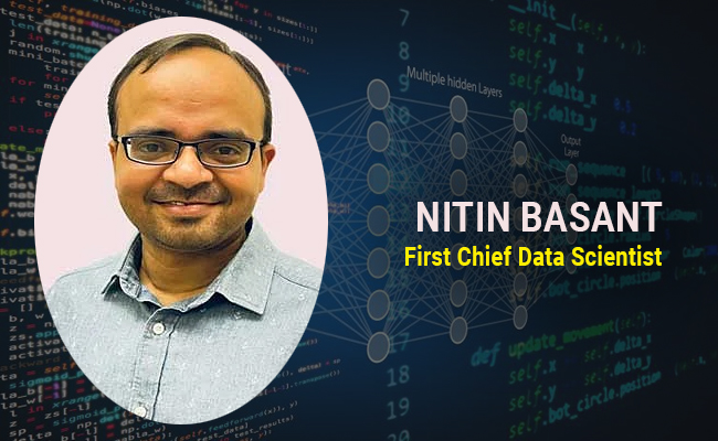 slice appoints Nitin Basant as its first Chief Data Scientist