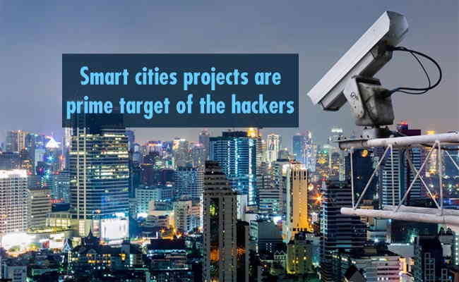 Smart cities projects are prime target of the hackers