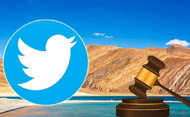 Twitter writes a sorry letter to Parliamentary Committee over Ladakh map blunder