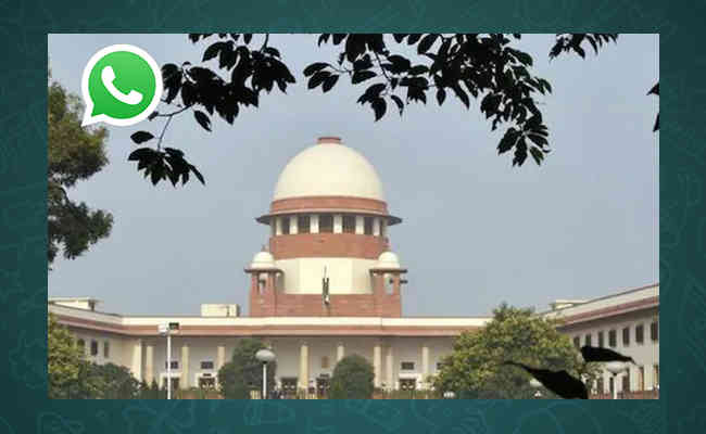 WhatsApp messages cannot be used as evidence in a Court of Law, says SC