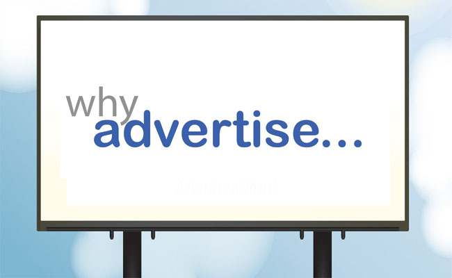 Why To Advertise