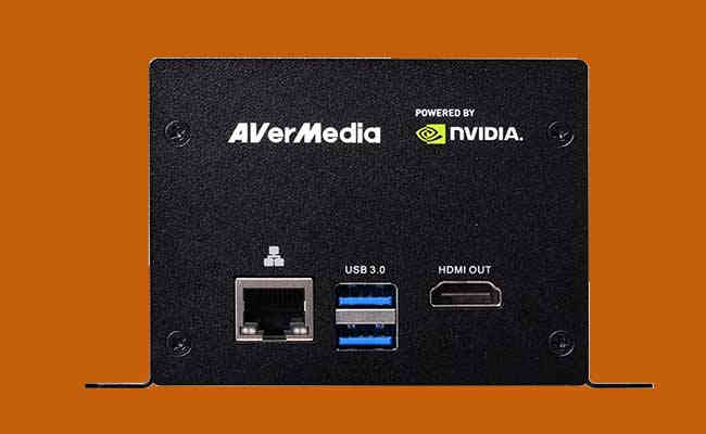 World's Smallest AI NVR Solution AVerAI NX211B