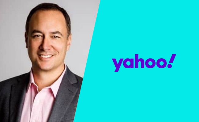 Yahoo appoints Tinder CEO Jim Lanzone as its CEO