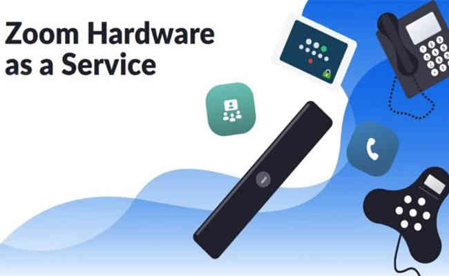 Zoom offers hardware subscription service to make teleconferen