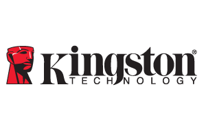 Most Admited Brand:  Kingston