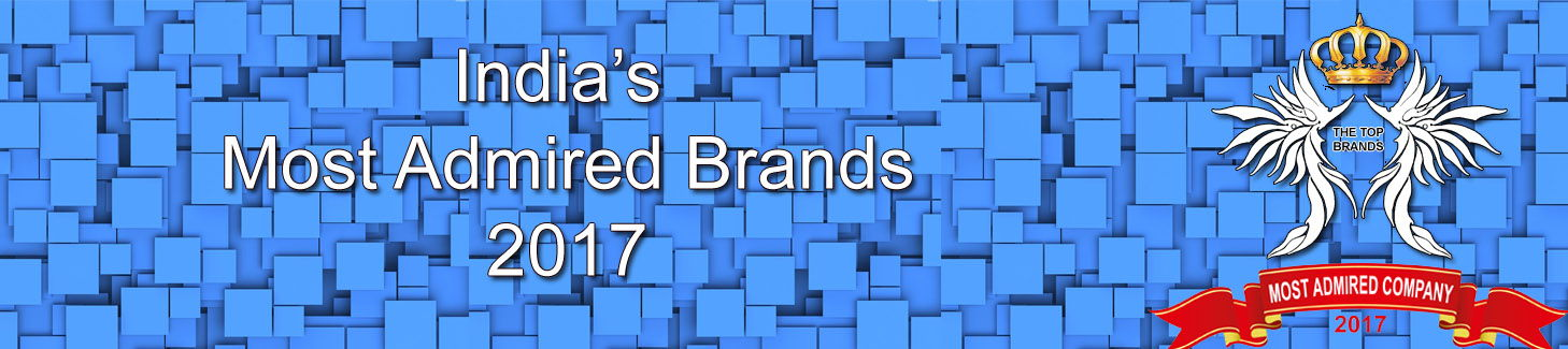 Most Admired Brands 2017