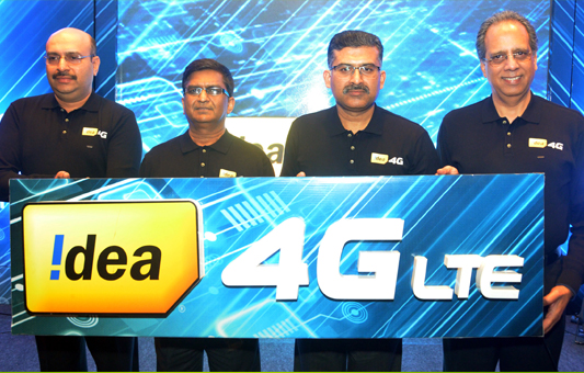 Idea extends its 4G footprint in Andhra Pradesh and Telangana
