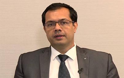 Jaijit Bhattacharya, KPMG India