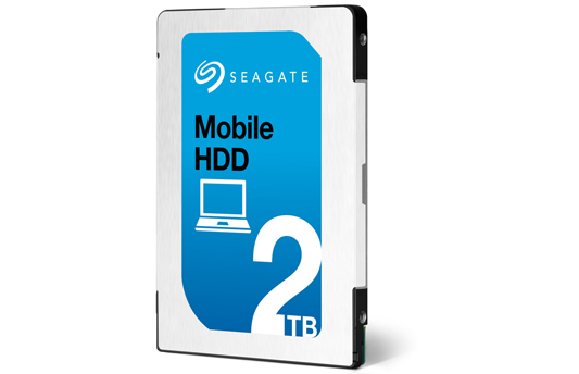 Seagate Technology makes 2TB Mobile HDD available
