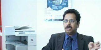 K. Bhaskhar, Vice-President – Business Imaging Solutions Division, Canon India