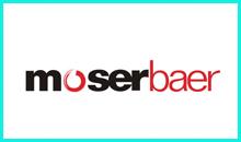 Moser Baer, logo