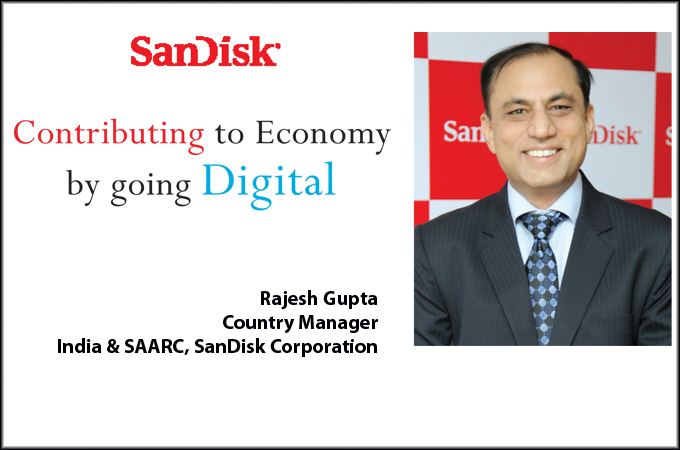 Contributing to Economy by going Digital