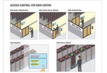 Access Control for Data Centres-my brand book