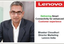 Bhaskar Choudhuri Director Marketing Lenovo India