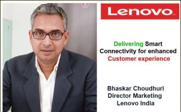 Bhaskar Choudhuri Director Marketing Lenovo India