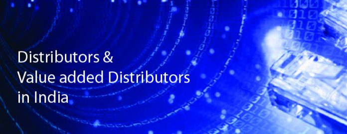 Distributors Value added Distributors in India