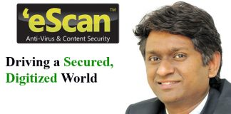 Top IT Brand- Govind Rammurthy CEO & Managing Director eScan