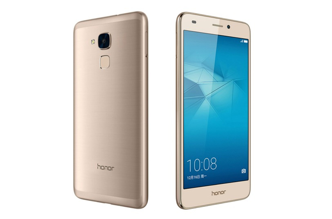 Honor 5C equipped with Kirin 650 16nm chipset launched in India