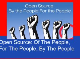 Open Source: Of The People, For The People, By The People