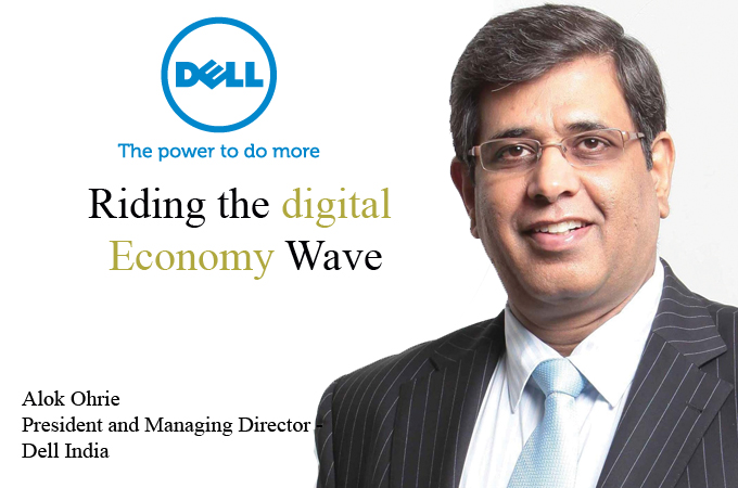 Top IT Brand- Alok Ohrie President and Managing Director - Dell India