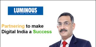 Vipul Sabharwal Managing Director - Luminous Power Technologies