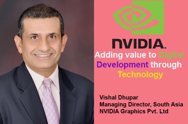 Top IT Brand 2016- NVIDIA Graphics Pvt Ltd