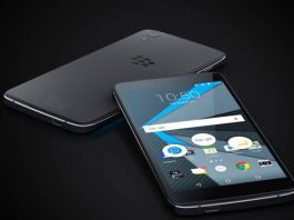 BlackB DTEK50 Android Smartphone