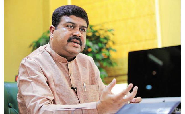 Dharmendra Pradhan, Minister of State for Petroleum & Natural Gas