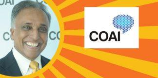 Icon of india-Rajan S. Mathews Director General - COAI