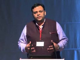 Dr. Arvind Gupta National Head BJP IT Cell