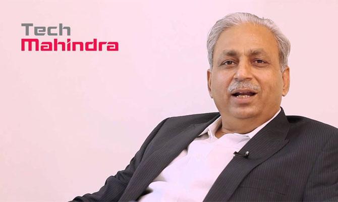 CP Gurnani, CEO & MD, Tech Mahindra