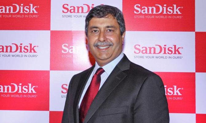 Sanjay Mehrotra, Co-Founder, President & CEO, SanDisk