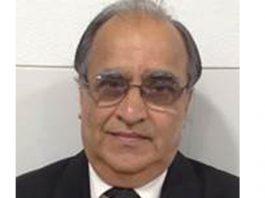 Shirish M. Anjaria, Chairman, Dynacons Systems & Solutions