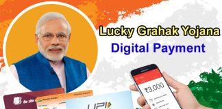 Lucky Grahak Yojana, Digi Dhan Vyapar Yojana winners